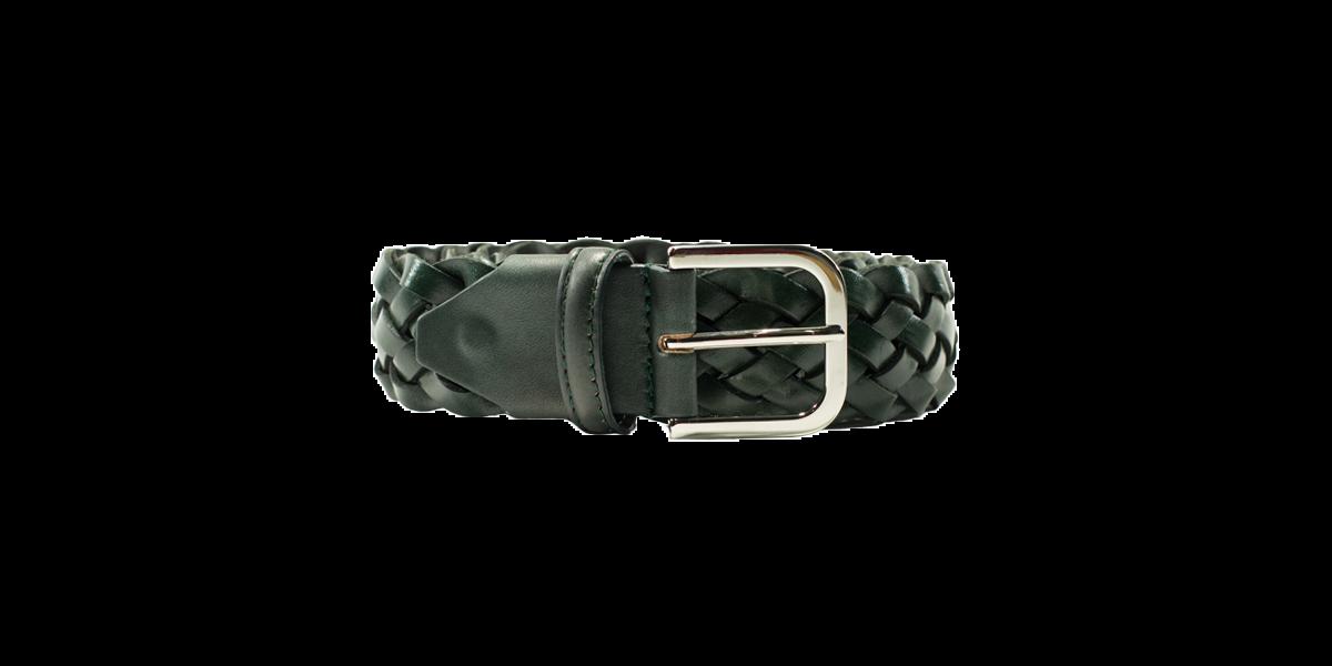 Cintura intreccio verde