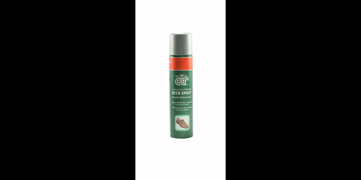 Deer spray testa di moro impermeabilizzante e ravvivante